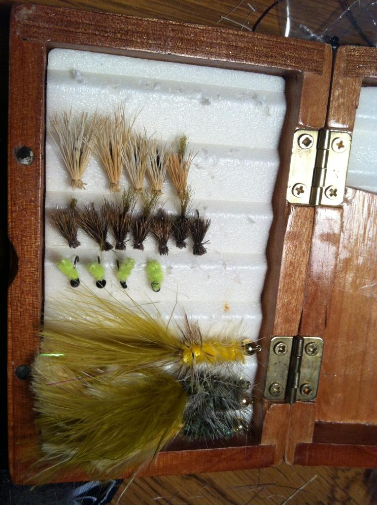 Ready for fishin!