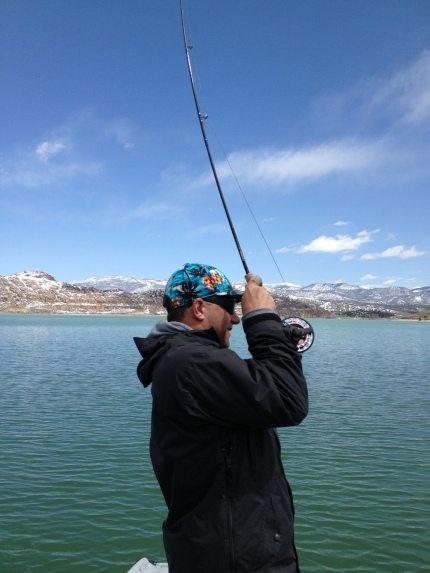 Jared Fish On